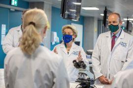 Ireland's Handling Of The Pandemic 'Exemplary', Says Von Der Leyen