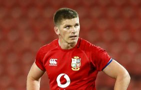 Rassie Erasmus Questions Owen Farrell Tackles In Call For 'Clarity'