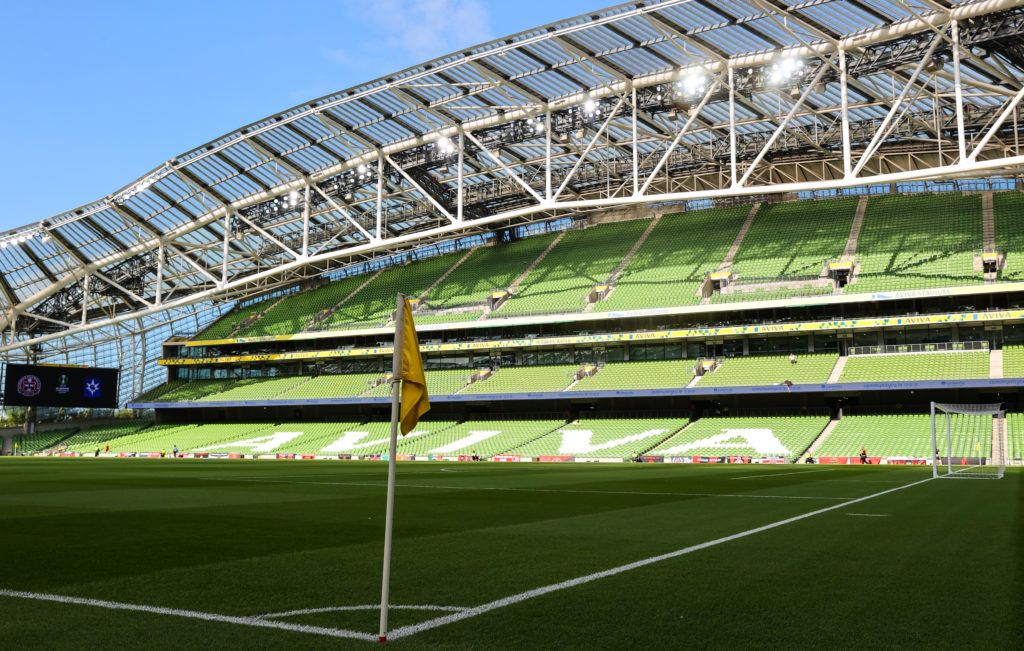 Ireland fans will not be permitted to attend Portugal clash