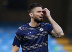 Olivier Giroud Bids Farewell To Chelsea Ahead Of Expected Ac Milan Switch