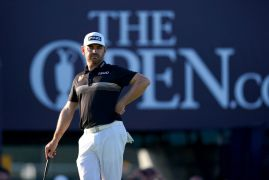 British Open Day Two: Louis Oosthuizen Sets New Championship Record