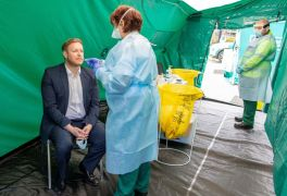 Donegal Test Centre Sees Swab Positivity Rate Of 28%