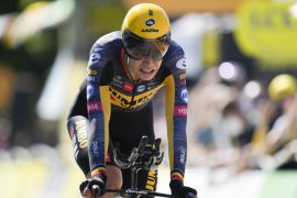 Tadej Pogacar Set For Back-To-Back Tour Titles As Wout Van Aert Claims Stage 20
