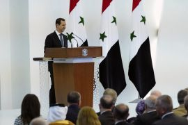 Syrian President Bashar Assad Sworn In For Fourth Term