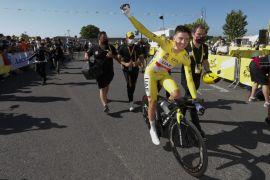 'Baby Cannibal' Pogacar Claims Vintage Tour De France Title