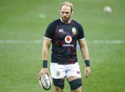 Alun Wyn Jones Makes Winning Return As British And Irish Lions See Off Stormers