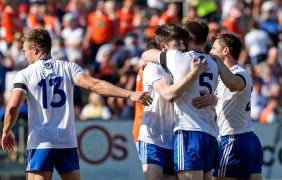 Monaghan Survive Armagh Comeback To Win Ulster Semi-Final
