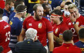 Alun Wyn Jones In Test Picture After Successful Lions Return – Warren Gatland