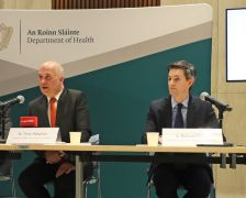 Ministers Condemn Abusive Phone Calls To Holohan And Glynn