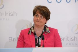 Arlene Foster Recounts Hurt At False Rumours Over Her Marriage