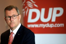 Dup Leader To Meet With Eu Commission Vp Over North Protocol