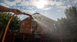 Water Restrictions And Outages As Warm Weather Leads To 'Exceptional Demand'