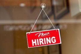 Job Vacancies Rise As Economy Rebounds From Lockdown