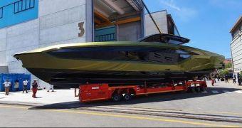 Mcgregor Shows Off His New Lamborghini Superyacht