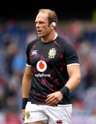 Alun Wyn Jones To Skipper Lions In First Test Against South Africa