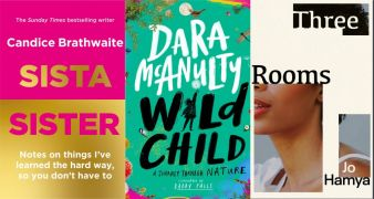 Five New Books To Read In The Sun This Week