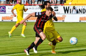 Bohemians Edge Dudelange In Luxembourg And Dundalk Level With Levadia