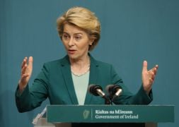 Brexit: Eu Chief Tells Johnson 'We Will Not Renegotiate' Over Northern Ireland
