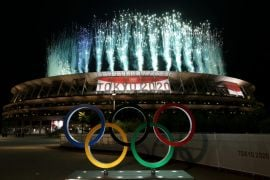 Tradition, Fireworks And A Moment Of Silence As Tokyo Games Start