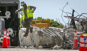 Search For Bodies Concludes At Site Of Collapsed Florida Apartment Block