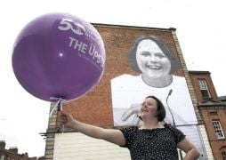 Down Syndrome Ireland Marks 50 Years With Unveiling Of 60Ft Mural