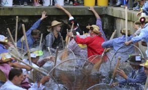 German Court Rules Women Must Be Allowed To Compete In Traditional Fishing Event