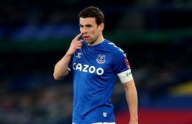 Seamus Coleman Wants To Keep Progressing At Everton After Signing New Deal