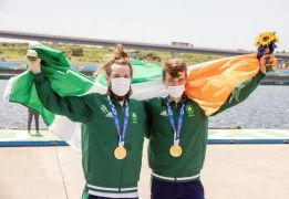 'Shouts Could Be Heard In Cork': Celebrations In Skibbereen For Olympic Gold Rowers