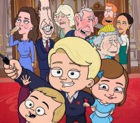 Trailer Released For Satirical Animated Series About British Royal Family