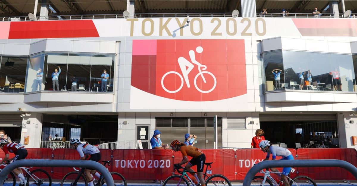 German cycling sports director sent home from Olympics after racist remarks