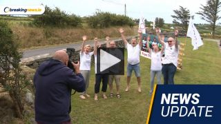 Video: West Cork Celebrates Olympic Success, Taoiseach Rules Out 'Freedom Day' For Ireland