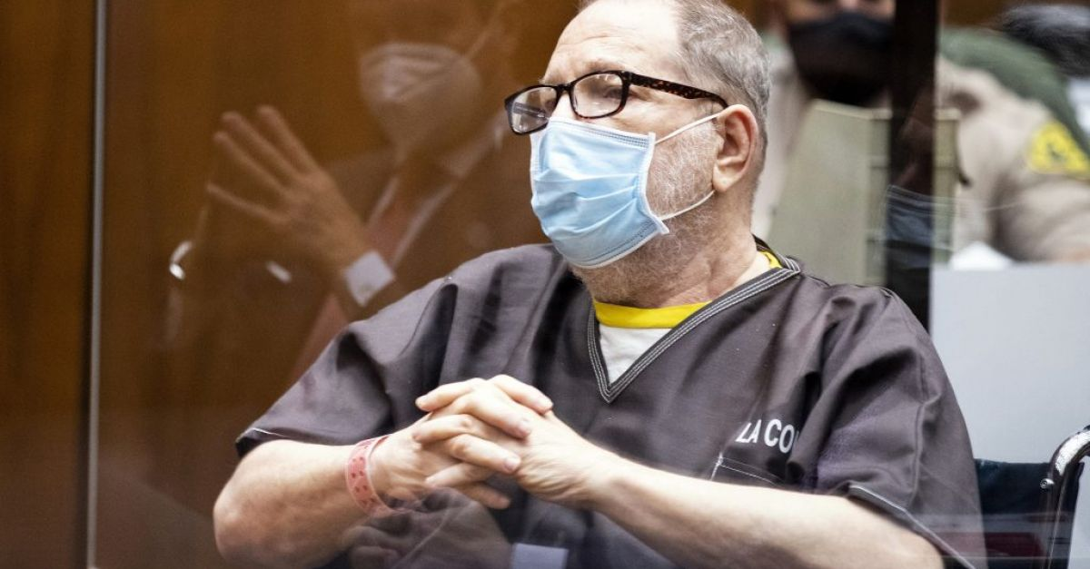 One sexual assault count dismissed in Harvey Weinstein case