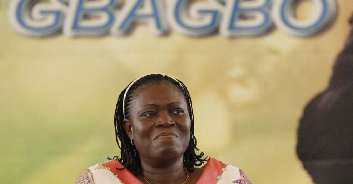 International court drops arrest warrant for wife of ex-Ivory Coast president