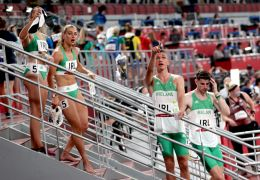 Irish Mixed Relay Team Reach Olympic Final After Smashing National Record