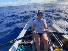 Irish Woman Part Of Crew That Breaks Great Pacific Race World Record