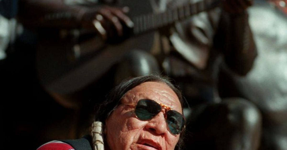 Native American character actor Saginaw Grant dies aged 85