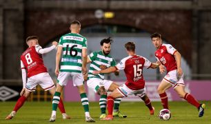 League Of Ireland: Three Goals Earn Three Points For Shamrock Rovers