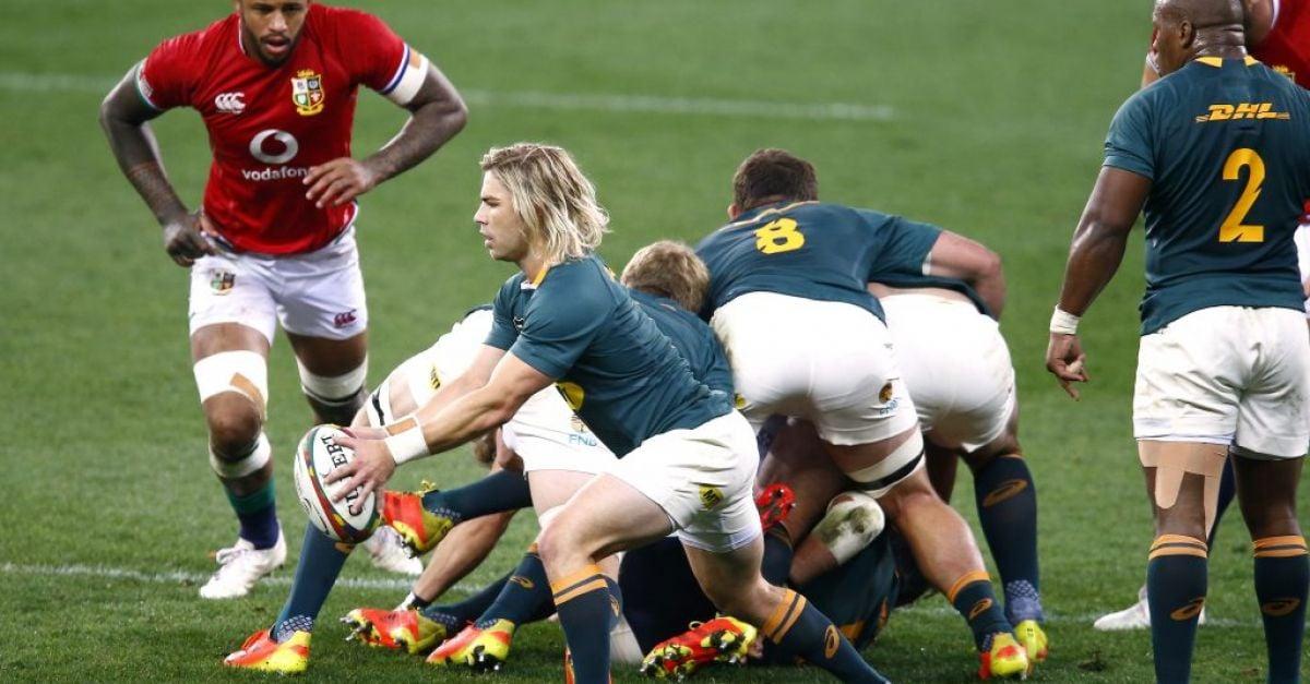 Lions ditetapkan untuk penentu siri setelah Afrika Selatan berjaya mencapai kemenangan dalam Ujian kedua