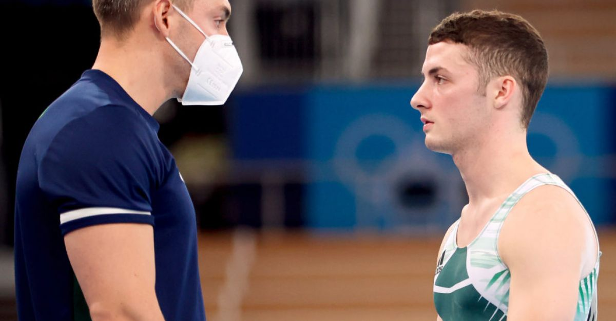 'I'll come back as a much better gymnast' after the olympic final