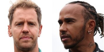 F1 Reprimanding Sebastian Vettel For Lgbtq+ T-Shirt Is Not On – Lewis Hamilton