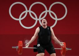 Transgender Weightlifter Laurel Hubbard Exits Olympics Without Registering Lift