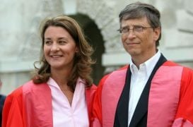 Bill Gates, Melinda French Officially Divorced - Report