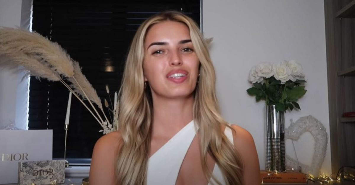 Jack Grealish's girlfriend says she received '200 death threats a day'