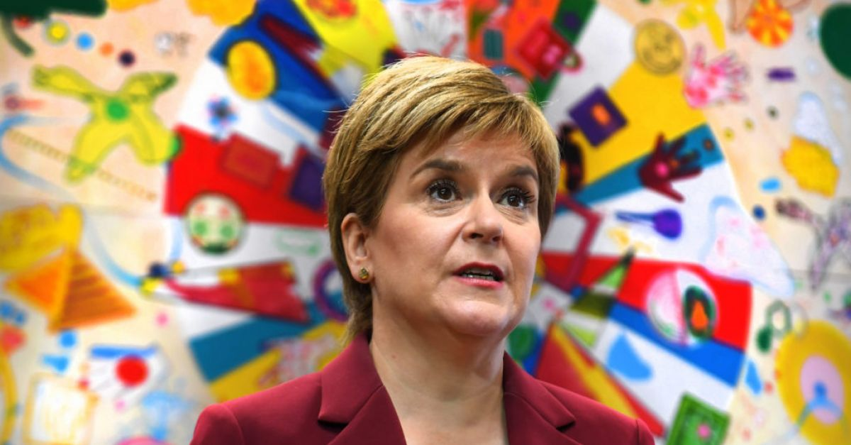 Sturgeon to announce if Covid restrictions will be lifted in Scotland