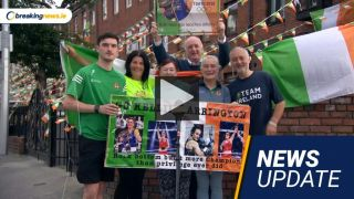 Video: Bunting For Kellie Harrington, Covid Latest And Bishops Rebel Over Guidelines
