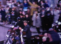 Unseen Footage Of John F Kennedy In Wexford Filmed By Local Woman Now 98 Years Old