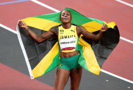 Elaine Thompson-Herah Takes 200M Gold To Complete Sprint Double In Tokyo