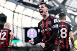 Bohemians Secure Stunning Win Over Paok At The Aviva