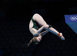 Team Ireland In Tokyo: Ireland's First Female Diver Through To Semi-Finals