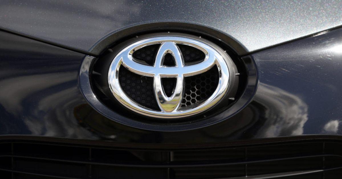Toyota reports record £5.9bn profit amid pandemic